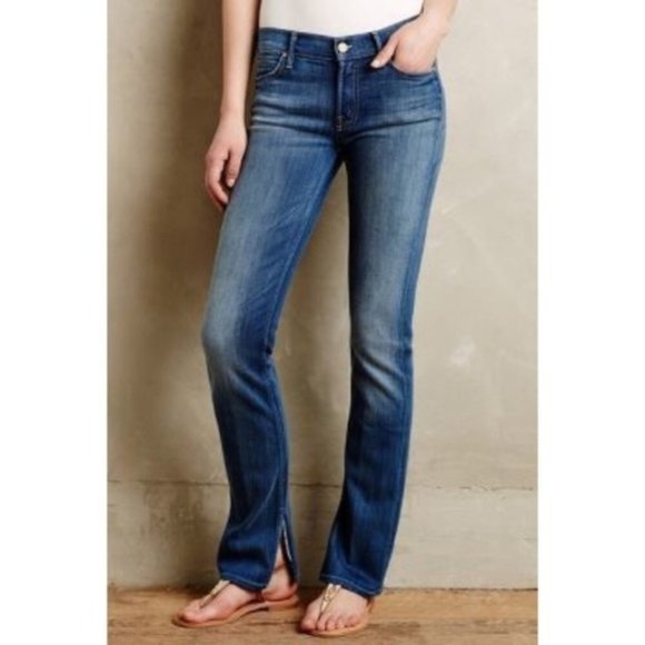 MOTHER Denim - Mother The Split Rascal Jean Wicked Games Wash 25